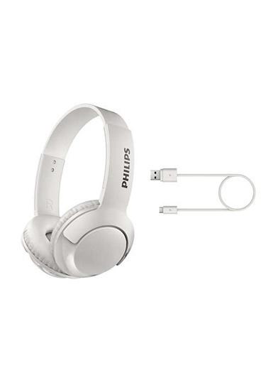 SHB3075RD/00 BASS+ Mikrofonlu Bluetooth Kulaklık-Philips